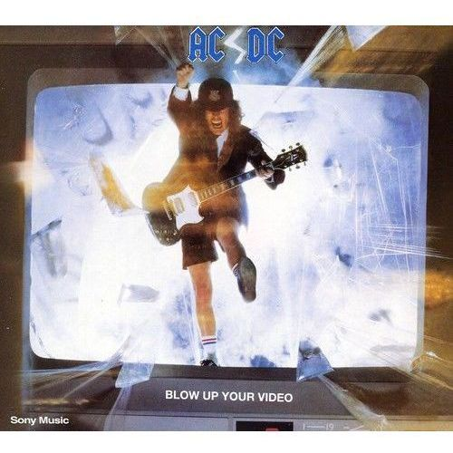 AC/DC - Blow Up Your Video (5099751077022)