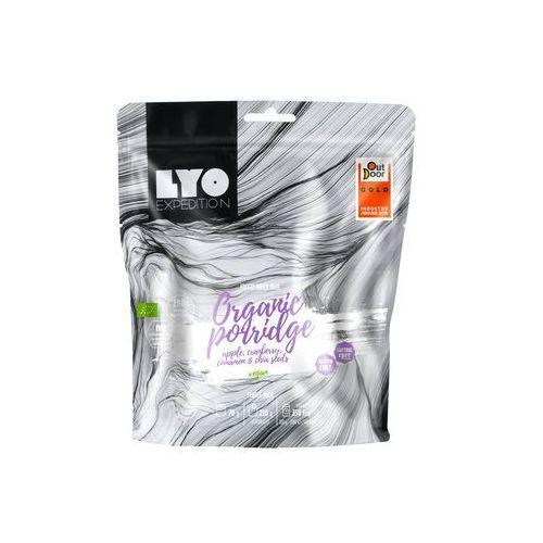 Żywność liofilizowana eko owsianka z jabłkiem i żurawiną 210 g marki Lyofood