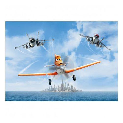 Tapeta Samoloty Planes - licencjonowana tapeta do pokoju dziecka - oferta [05994d70571594c3]