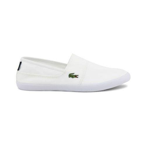 Płaskie buty męskie LACOSTE - 733CAM1071_MARICE-30, 733CAM1071_MARICE_WHITE-45