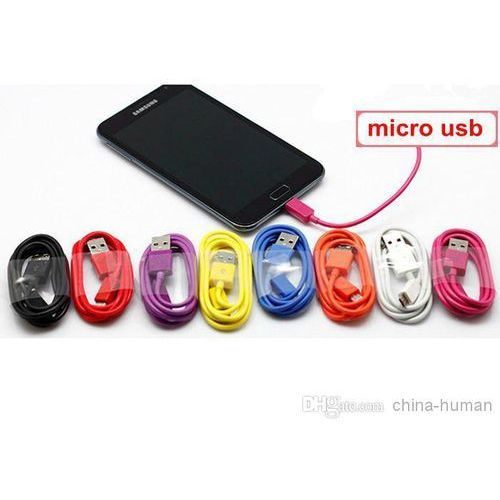 KABEL USB-Micro Biały do Samsung HTC Nokia LG Blackberry Motorola Sony Ericsson