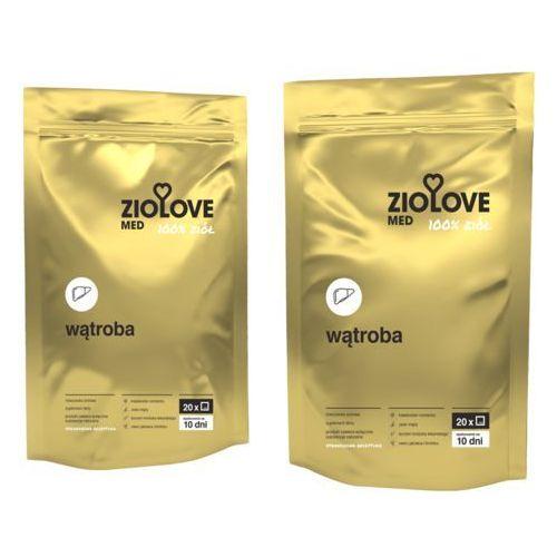 Ziolove Wątroba - herbatka ziołowa