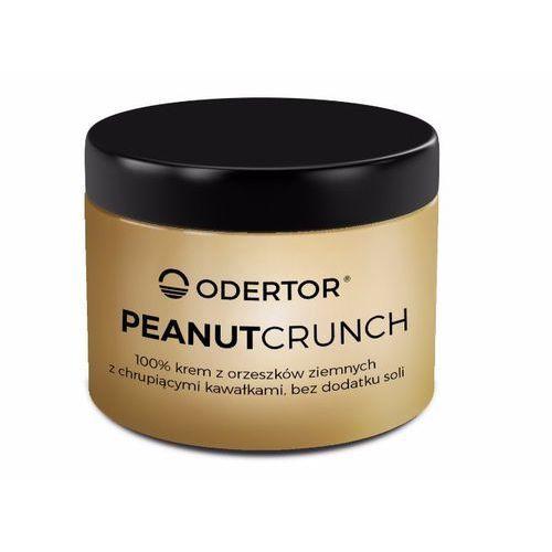 Masło orzechowe peanutcrunch 500 ml bez dodatków marki Odertor manufaktura
