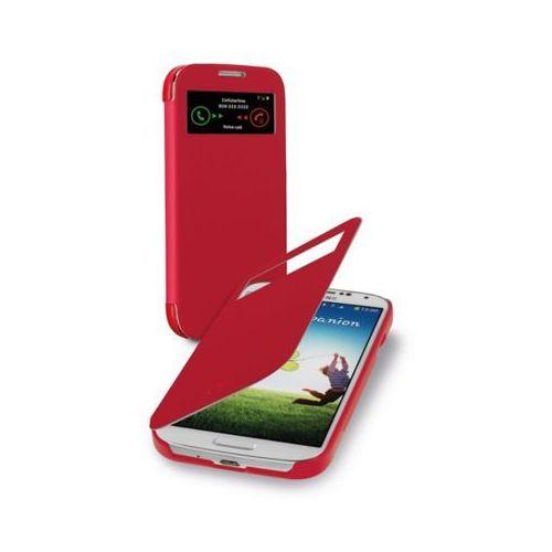 bookcid etui samsung galaxy s4 czerwone marki Cellular line