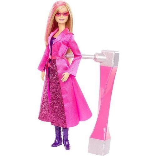 Barbie tajna agentka marki Mattel