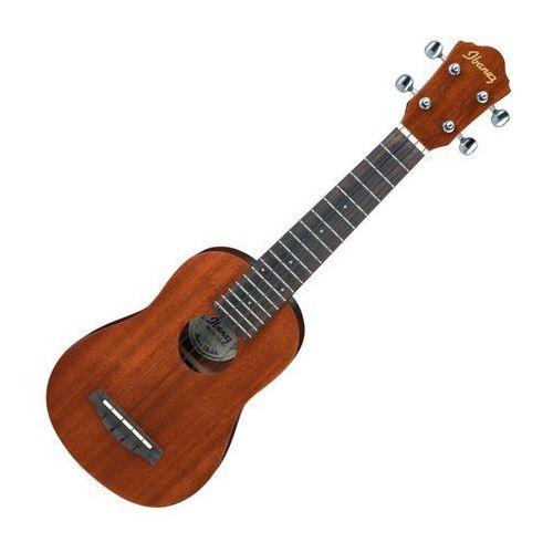 uks 10 ukulele sopranowe marki Ibanez