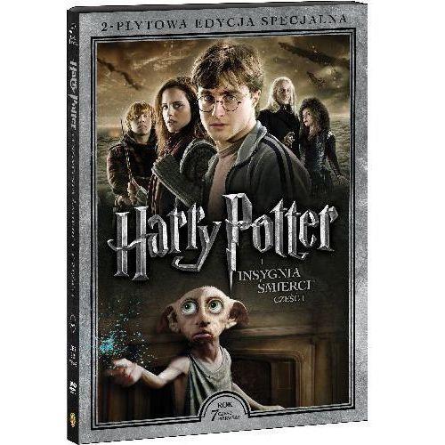 HARRY POTTER I INSYGNIA ŚMIERCI, CZĘŚĆ 1. 2-PŁYTOWA EDYCJA SPECJALNA (2DVD) (Płyta DVD)