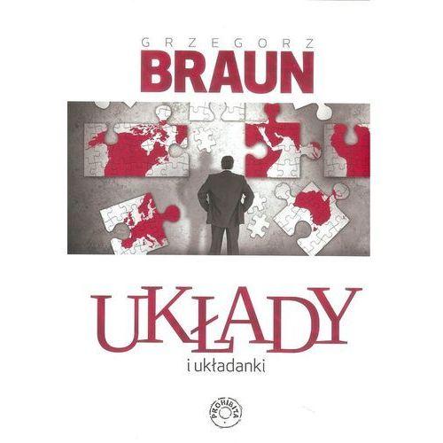 Układy i układanki [Braun Grzegorz] (560 str.)