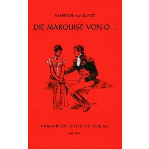 a life of banishment in the marquise of o by heinrich von kleist Readbag users suggest that naamloos-3 is worth reading the file contains 198 page(s) and is free to view, download or print.