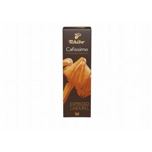 Kapsułka z kawą cafissimo espresso caramel 10 kapsułek marki Tchibo