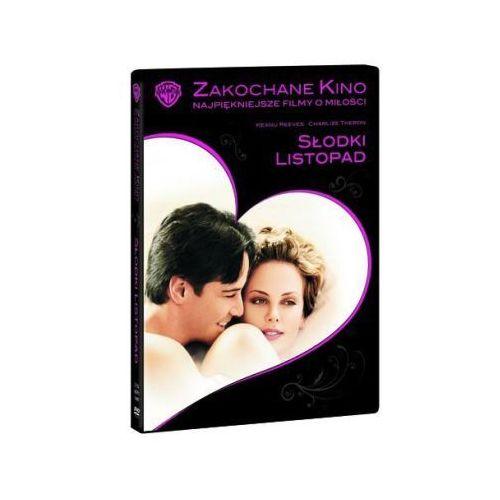 Galapagos films Słodki listopad (zakochane kino) (sweet november) (7321909189973)