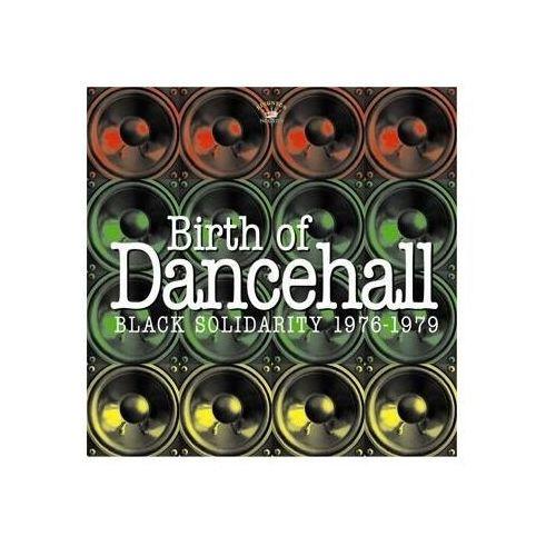 Birth of dancehall - black solidarity 1976-1979 - różni wykonawcy (płyta winylowa) marki Kingston sounds