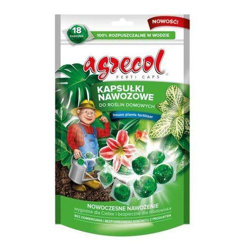 Kapsułki nawozowe do roślin domowych Agrecol 70 g (5902341001386)