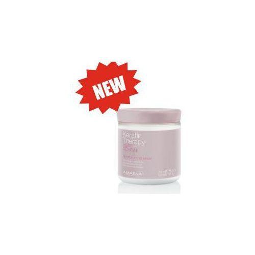 Alfaparf milano Alfaparf keratin therapy lisse design rehydrating nawilżająca maska do włosów, 200ml (8022297056081)