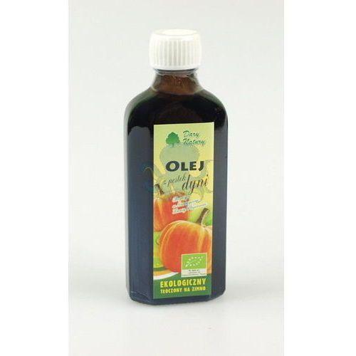 Olej z pestek dyni BIO 100ml (Oleje, oliwy i octy)