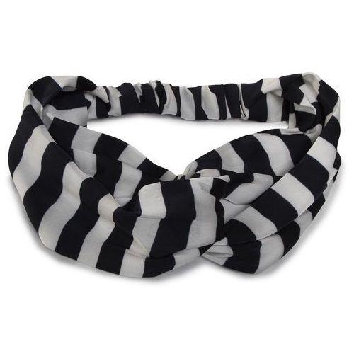 Opaska TOMMY HILFIGER - Iconic Headband AW0AW07895 0GY