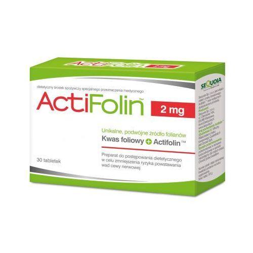 ActiFolin 2mg x 30 tabletek (lek witaminy i minerały)
