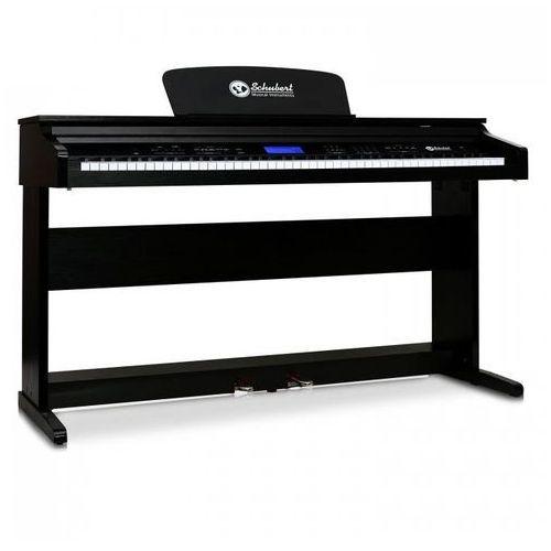 pianino cyfrowe schubert subi88p2 88 klawiszy midi 2 pedały marki Schubert
