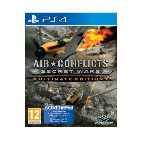 Air Conflicts: Secret Wars (PS4)