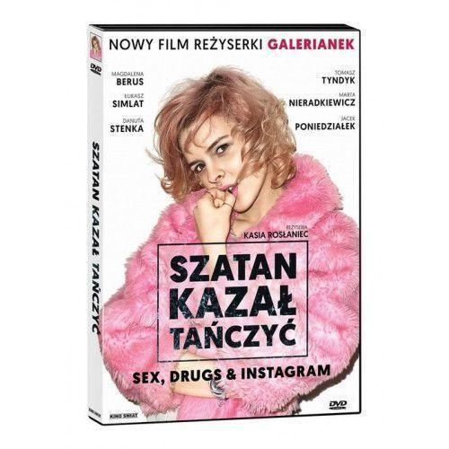 Kino świat Szatan kazał tańczyć/