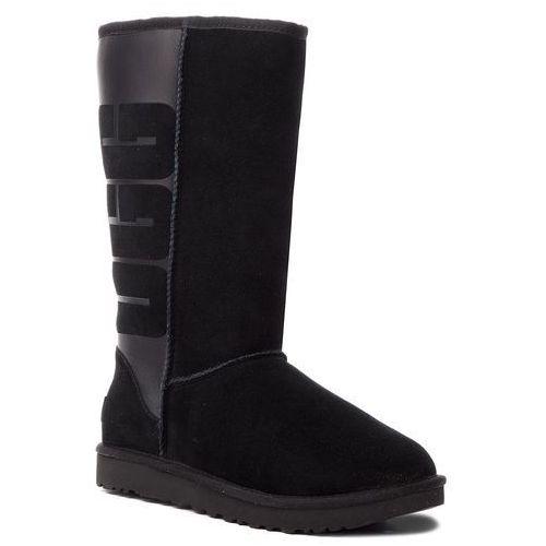 4eec0e24eb4e2 Buty UGG - W Classic Tall UGG Rubber 1096471 W/Blk, 36-42 1 219,00 zł  Zimowa propozycja firmy Ugg. Cholewkę butów stwarza skóra naturalna - skóra  naturalna ...