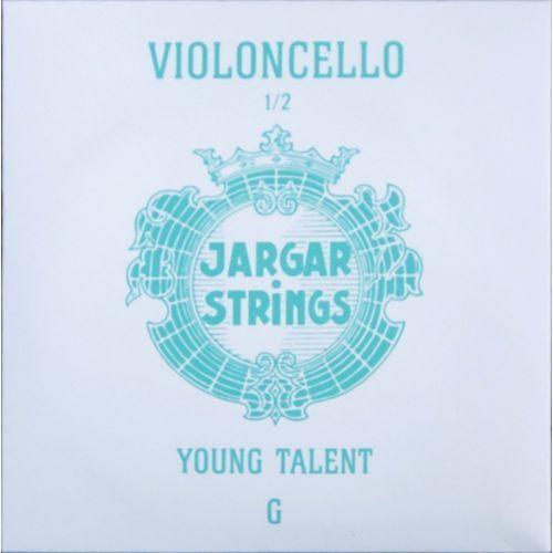(638948) struna do wiolonczeli - g ′′young talent′′ 1/2 medium marki Jargar
