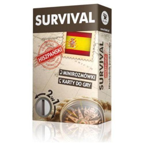 Hiszpański. Survival. Gwarancja przetrwania., oprawa kartonowa