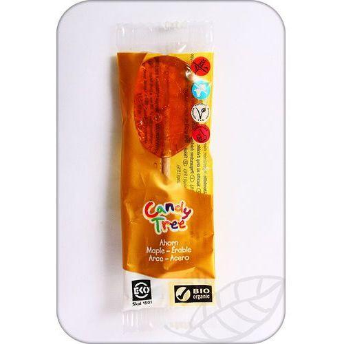 : lizak smak klonowy bio - 13 g marki Candy tree