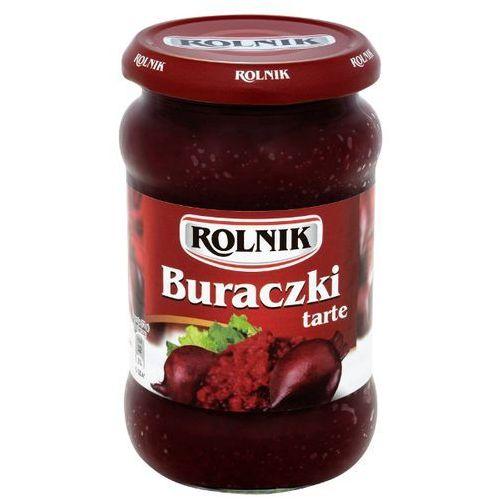 Buraczki tarte 370 ml Rolnik