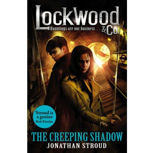 Lockwood & Co - The Creeping Shadow, Stroud, Jonathan