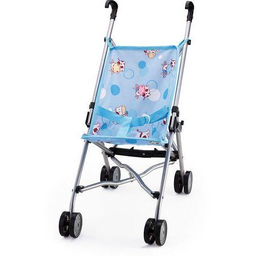 Bayer Design Wózek spacerowy Buggy, niebieski - oferta [05d04870074566e3]