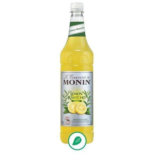 Koncentrat Monin Cytryna Lemon Rantcho 1l 901102 Monin SC-901102