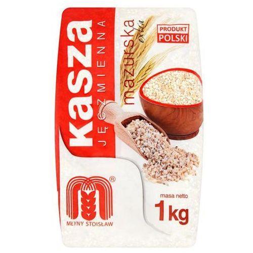 Kasza jęczmienna mazurska extra 1 kg marki Młyny stoisław