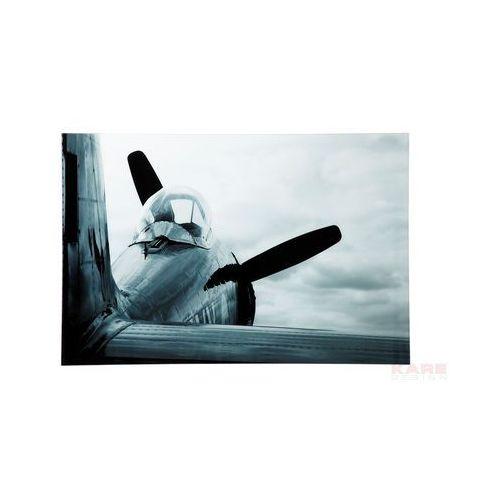 Kare Design Airplane Obraz 80x120cm - 34641 (obraz)
