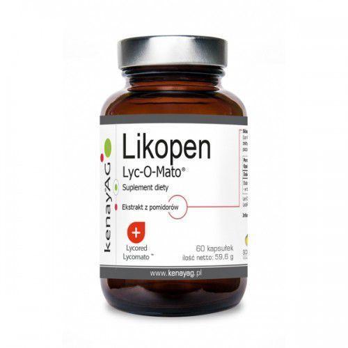 Soft gel technologies inc. Likopen lyc-o-mato 20 mg 60 kapsułek (5900672153378)