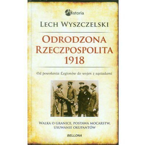 Odrodzona Rzeczpospolita 1918 (350 str.)