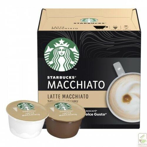Starbucks Kawa latte macchiato