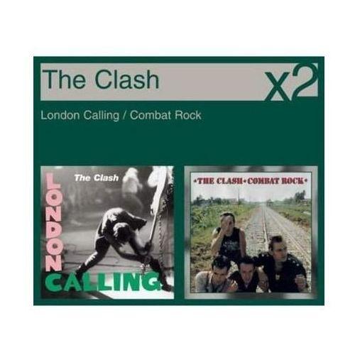 Sony music entertainment The clash - london calling / combat rock