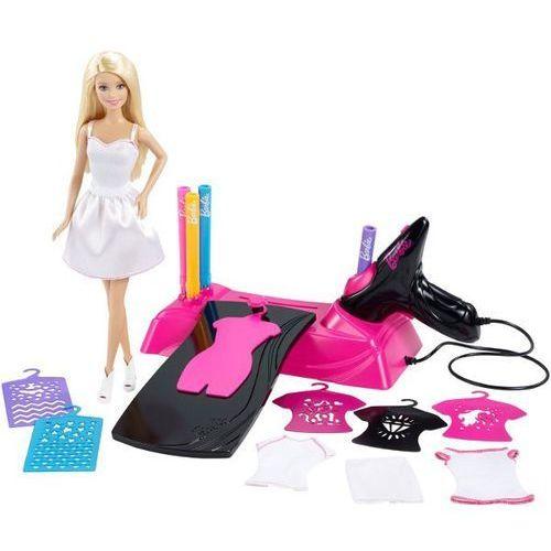 Zabawka MATTEL CMM85 Barbie Studio wzornictwa z lalką + DARMOWA DOSTAWA! (lalka) od ELECTRO.pl