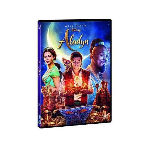 Aladyn (dvd) (płyta dvd) marki Guy ritchie