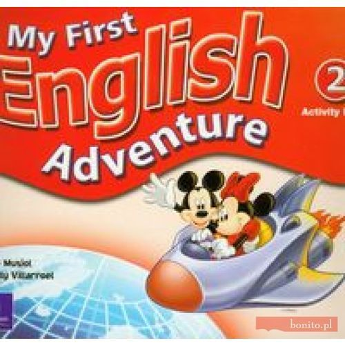 My First English Adventure 2 - Workbook, Longman