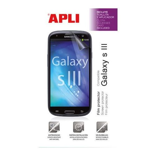 Folia ochronna do telefonu Samsung G3 od Mercateo Polska