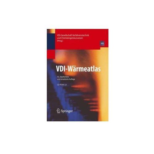 VDI-Wärmeatlas, Buch m. CD-ROM (9783540297161)