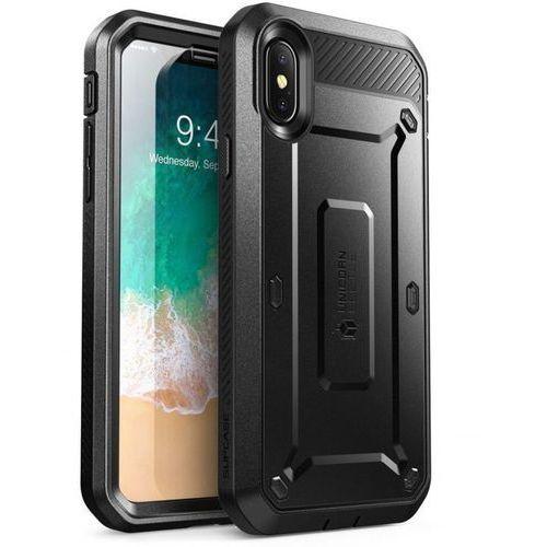 Supcase Unicorn Beetle Pro Black | Obudowa dla modelu Apple iPhone X / 10