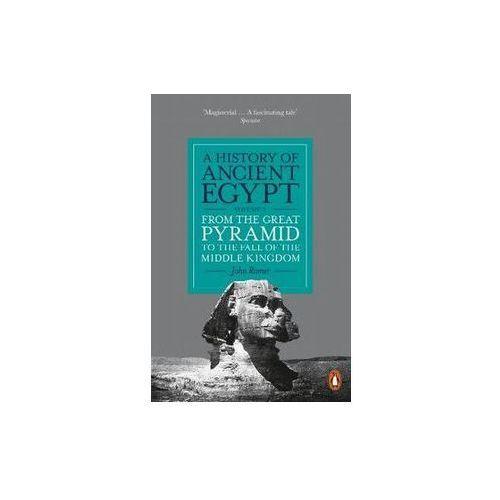 A History of Ancient Egypt v.2 - Romer John. DARMOWA DOSTAWA DO KIOSKU RUCHU OD 24,99ZŁ, oprawa miękka