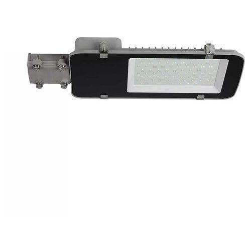 Oprawa Uliczna LED V-TAC SAMSUNG CHIP A++ 50W Szara VT-50ST 4000K 6000lm 5 Lat Gwarancji (3800157640886)