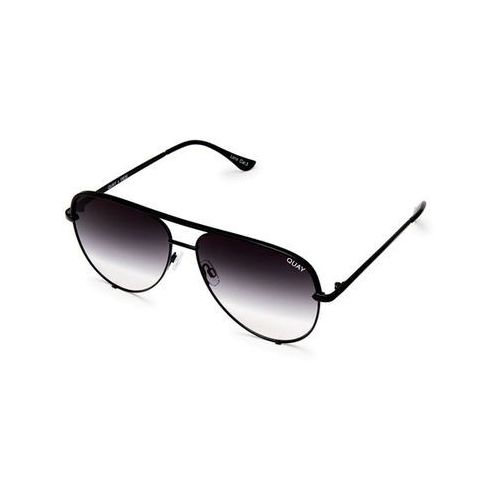 Okulary Słoneczne Quay Australia QC-000268 HIGH KEY MINI BLK/FADE