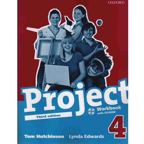 Project. Zeszyt ćwiczeń z płytą CD-ROM. Część 4. Nowe wydanie (9780194763417)