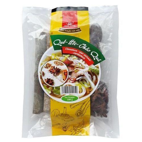 Hiep long Mieszanka przypraw do zupy pho - anyż, cynamon, kardamon 100g
