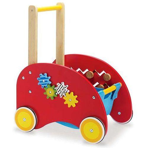 Manhattan Toy, aktywny koszyk, wózek, pchacz - sprawdź w Smyk